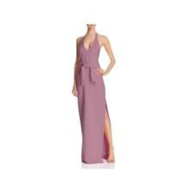 Item - Pink Stapleton Gown In Mauve Long Formal Dress Size 14 (L)