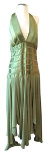 BCBG Max Azria Ribbon Silk Ribbon Dress