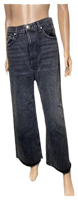 Item - Gray Loose Distressed Relaxed Fit Jeans Size 30 (6, M)