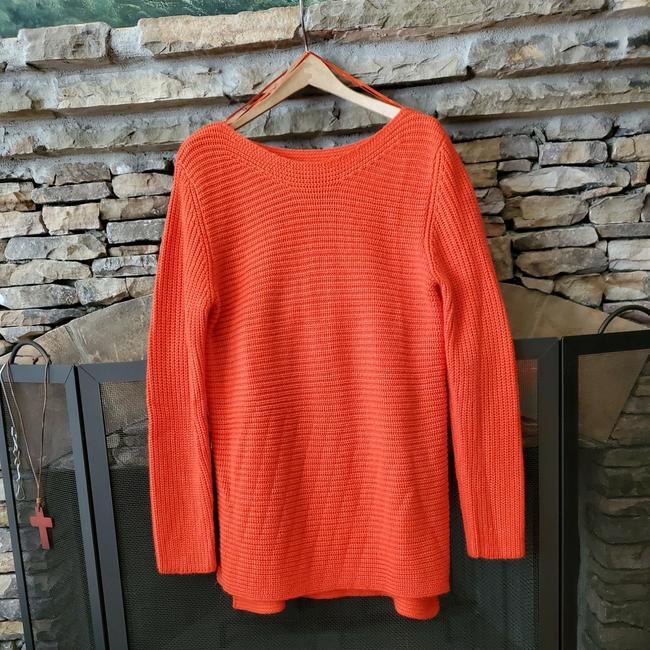Item - Knit Red Sweater