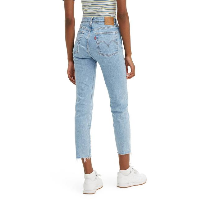 Item - Blue Medium Wash Wedgie Icon Fit High Rise Ankle Skinny Jeans Size 24 (0, XS)
