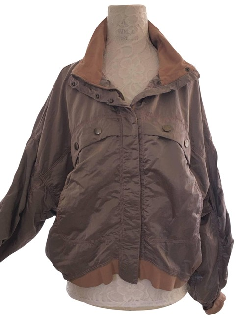 Item - Gray Movement Reversible Activewear Outerwear Size 6 (S)