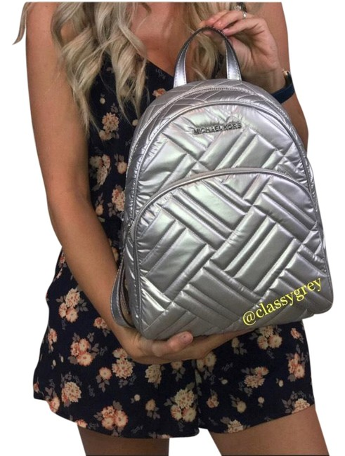 Item - Abbey Silver Backpack