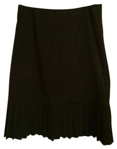 AGB Work Bow Skirt black