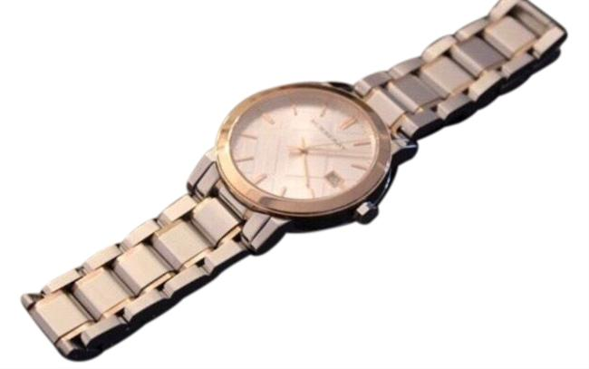 Item - Rose Gold Two Tone and Silver Watch