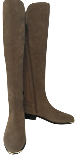 Item - Camel Over The Knee Boots/Booties Size US 8 Regular (M, B)
