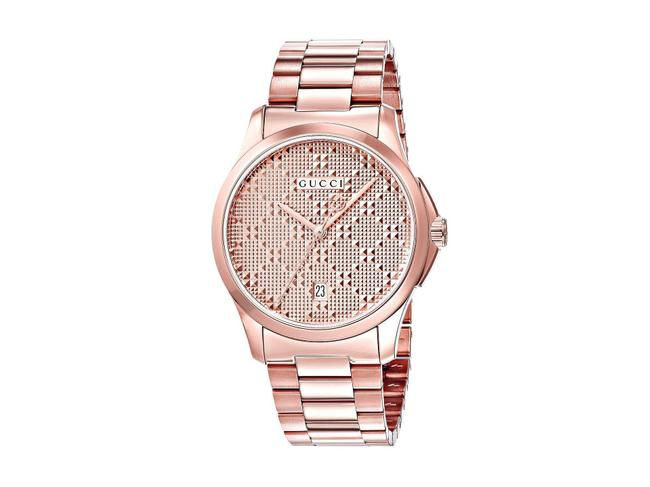 Item - Gold New G-timeless Rose Dial Ladies Ya126482 Watch