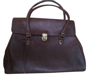 Sundance Satchel in Brown