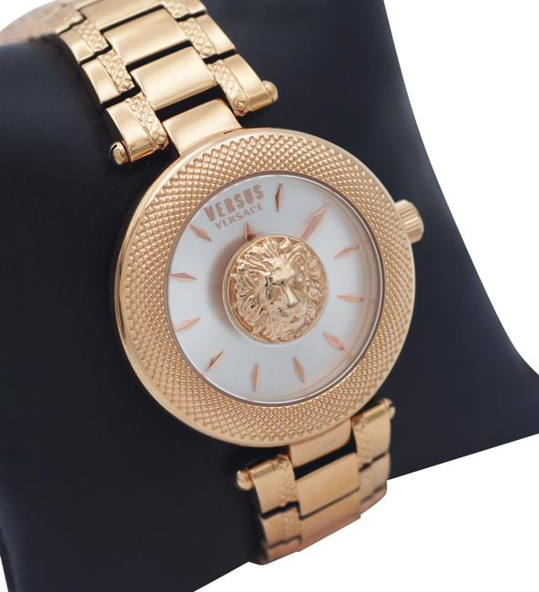 Item - Rose Gold Tone Stainless Steel Watch