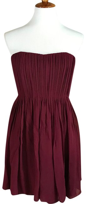 Item - Red Mckell Short Cocktail Dress Size 10 (M)