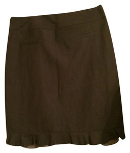 New Directions Skirt grey