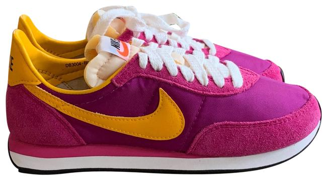 Item - Pink Extremely Rare Fireberry Waffle Trainer 2 Sp Sneakers Size US 6 Regular (M, B)