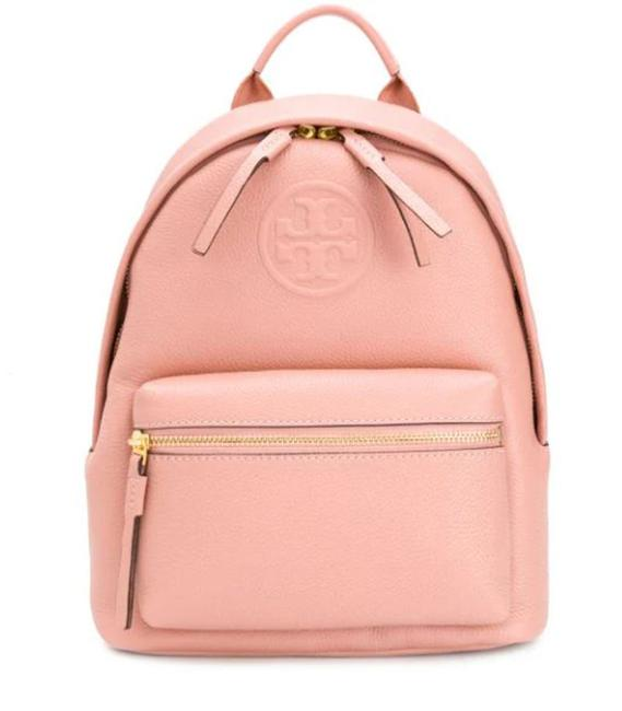 Item - Perry Bombe Small Pink Moon Leather Backpack