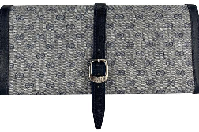 Item - Navy ssima Jewelry Cosmetic Bag