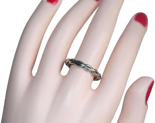Item - Silver Rare Sterling Infinity Ring