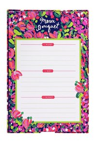 Lilly Pulitzer LILLY PULITZER List Pad in Wild Confetti