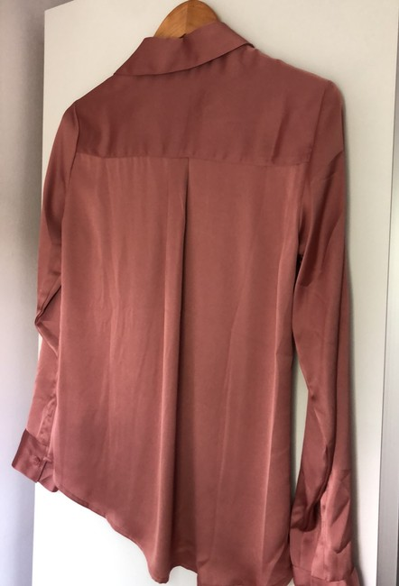 Express 90190 Button-down Top Size 4 (S) Express 90190 Button-down Top Size 4 (S) Image 2