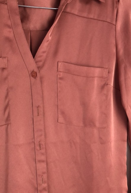 Express 90190 Button-down Top Size 4 (S) Express 90190 Button-down Top Size 4 (S) Image 3