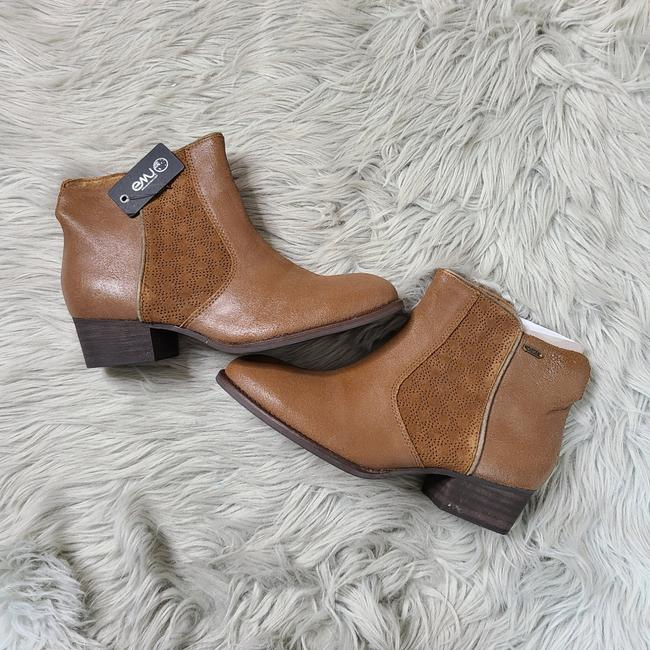 Item - Brown Hepburn Leather Ankle Boots/Booties Size US 11 Regular (M, B)