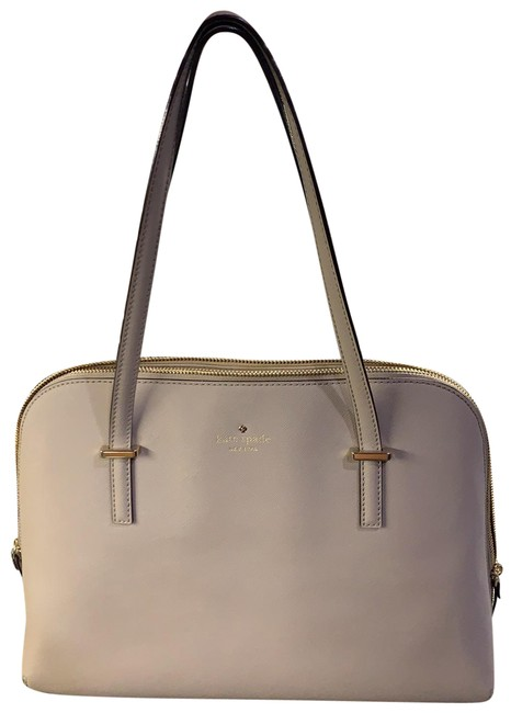 Item - Shoulder Bag Maise Gray Leather Tote