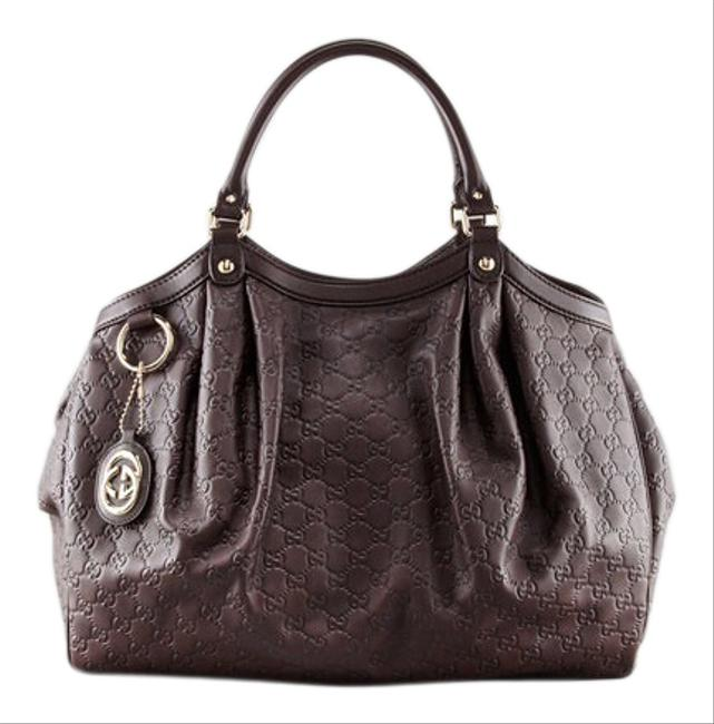 Item - Sukey ssima Brown Leather Tote