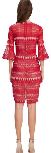 Item - Pink New Lace Decadent Raspberry Short Casual Dress Size 2 (XS)
