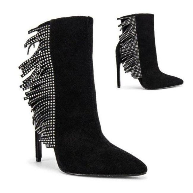 Item - Black Silver Revolve Asher In Boots/Booties Size US 8.5 Regular (M, B)