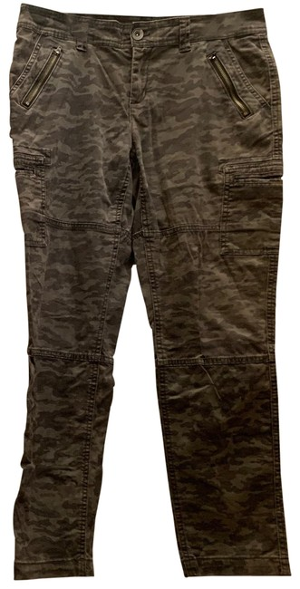 Item - Green 2 Pair Ankle Pants Size 8 (M, 29, 30)