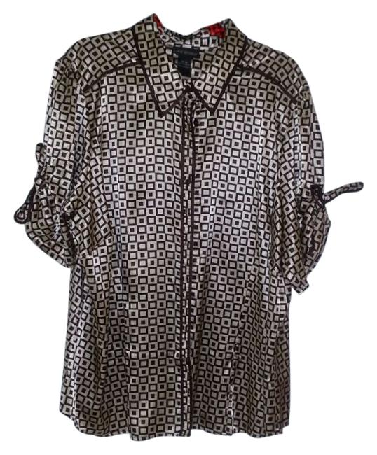 Preload https://item3.tradesy.com/images/lane-bryant-brown-and-tan-print-stylish-blouse-size-26-plus-3x-29172-0-0.jpg?width=400&height=650