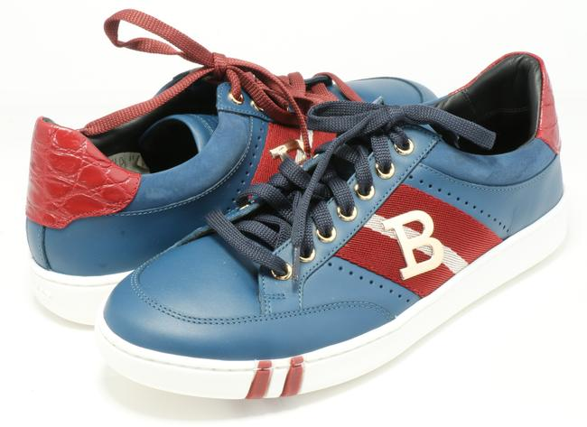 Item - Blue Wilsy 18 Low-top Sneakers Shoes