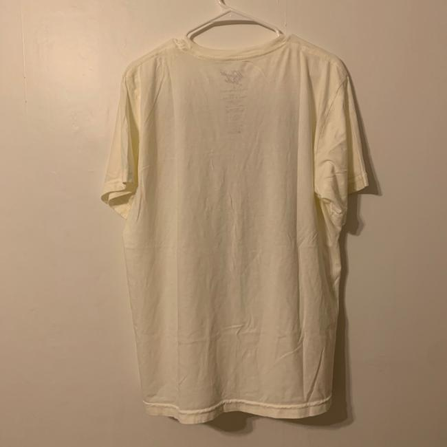 Anthropologie Ivory The Band Graphic Tee Shirt Size 16 (XL, Plus 0x) Anthropologie Ivory The Band Graphic Tee Shirt Size 16 (XL, Plus 0x) Image 5
