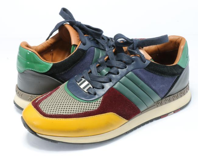 Item - Multicolor Sneakers Shoes