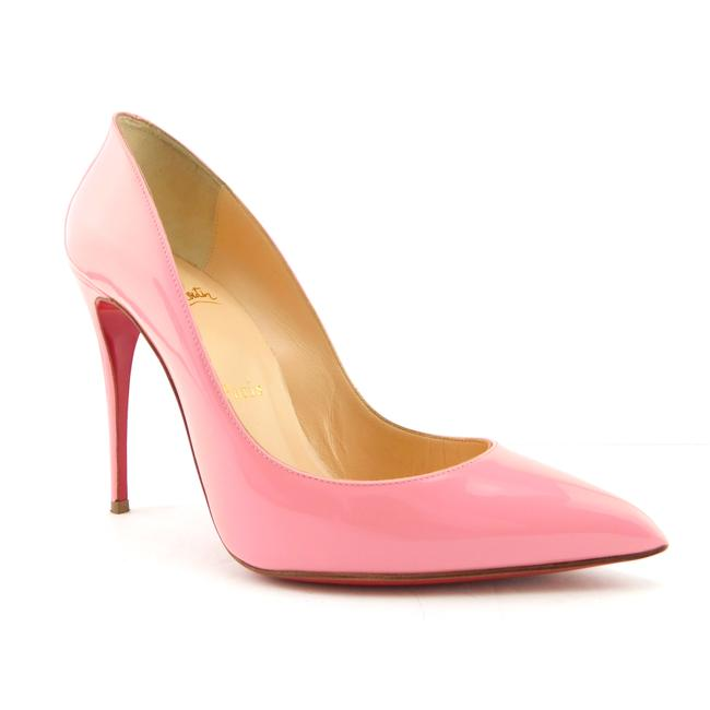 Item - Baby Pink Patent Leather Pumps Size EU 37 (Approx. US 7) Regular (M, B)
