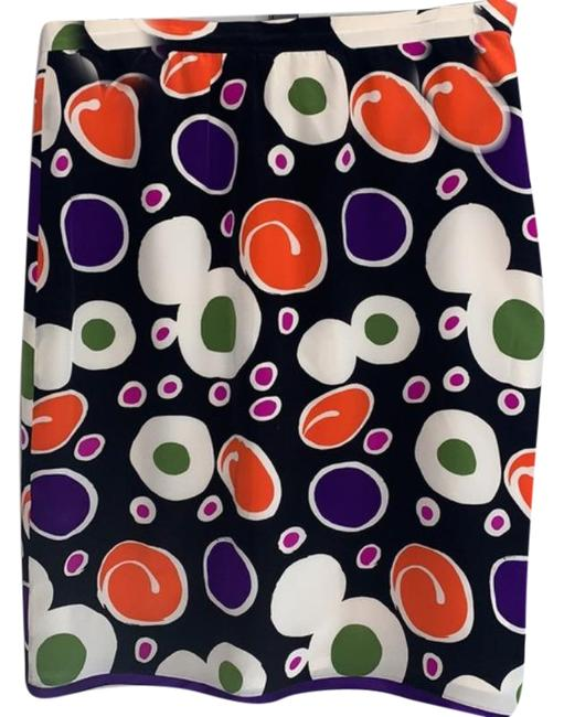 Item - Black Purple Collection By Skirt Size 6 (S, 28)