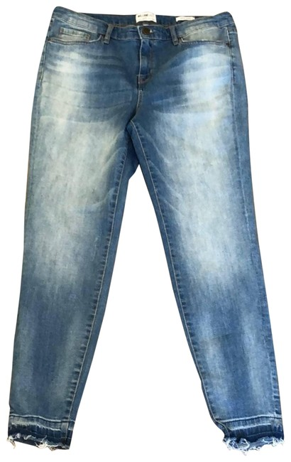 Item - Blue Perfect Skinny Jeans Size 32 (8, M)