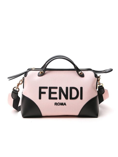 Item - By The Way Medium Boston Pink Leather Shoulder Bag