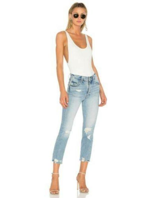 Item - Blue Medium Wash Tomcat In The Confession Straight Leg Jeans Size 28 (4, S)