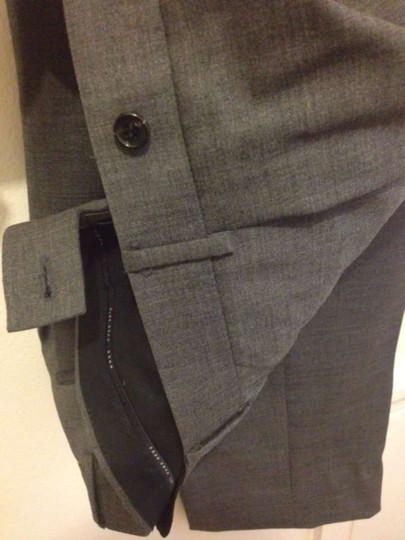 Hugo Boss Charcoal Grey Einstein/Sigma Us Suit Tuxedo