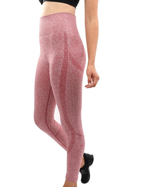 Item - Red Emmery Seamless Activewear Bottoms Size 14 (L, 34)