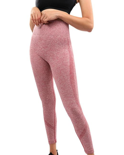 Item - Red Emmery Seamless Activewear Bottoms Size 6 (S, 28)