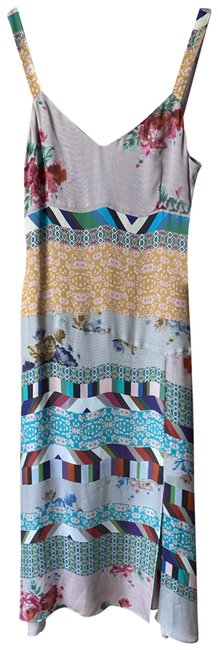 Item - Multicolor Long Msrp Mid-length Casual Maxi Dress Size 4 (S)