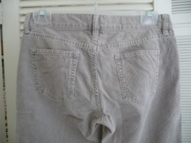 J.Crew Style #1 Cord Grey Skinny Pants taupe