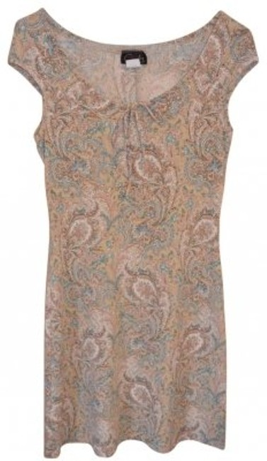 Preload https://img-static.tradesy.com/item/29189/paisley-printed-flirty-mini-short-casual-dress-size-8-m-0-0-650-650.jpg