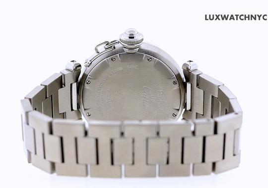 Cartier Cartier Stainless Steel Round Watch