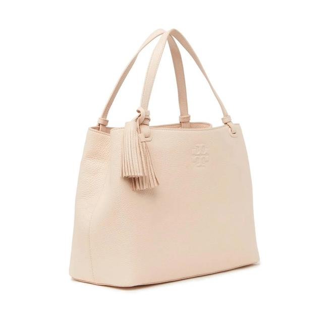 Item - Thea Sweet Melon Leather Tote