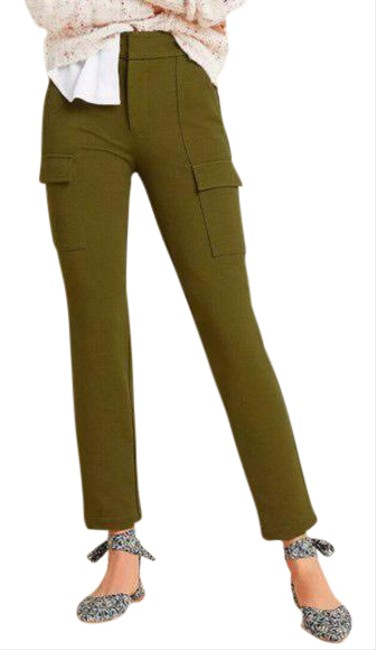 Item - Moss The Essential Slim Cargo Knit 0 Pants Size 0 (XS, 25)