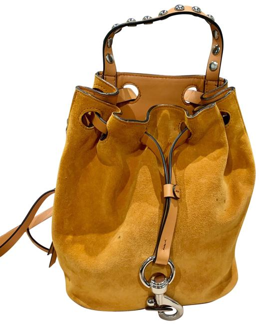 Item - Small Blythe Glow Suede Leather Backpack