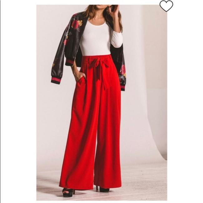 Item - Red Paper Pants Size 4 (S, 27)
