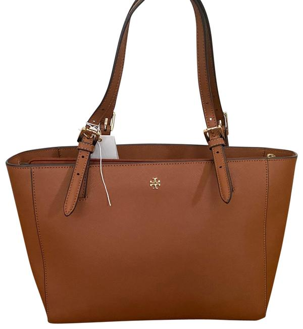 Item - Small York Brown Leather Tote