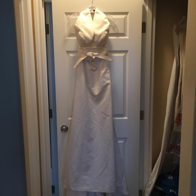 Item - Ivory Silk Marilyn Legends Collection Inspired By Monroe Formal Wedding Dress Size 6 (S)